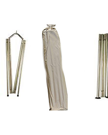 Bell Tent - Replacement Poles