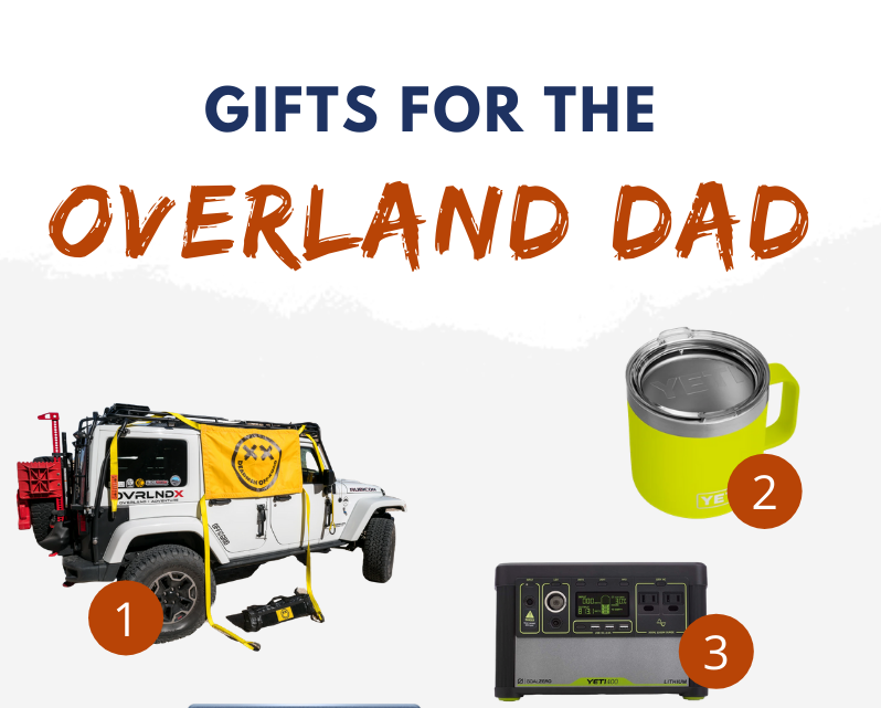 Father's Day Gift Guide: Outdoor Glamping Edition