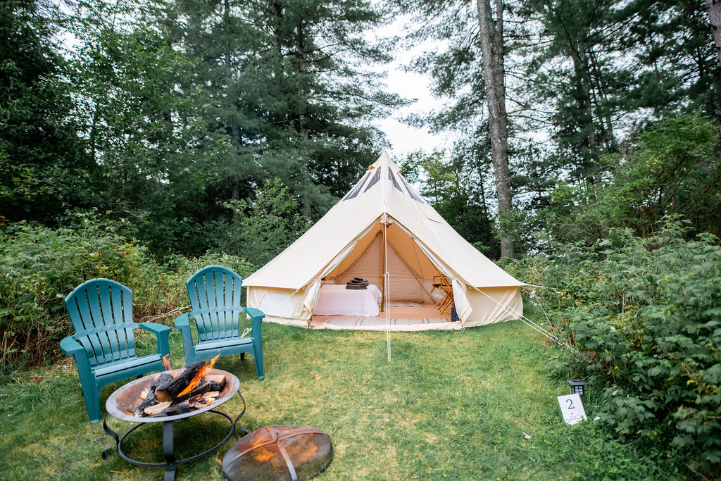 Stout Tent Stories: Starting Stout Tent